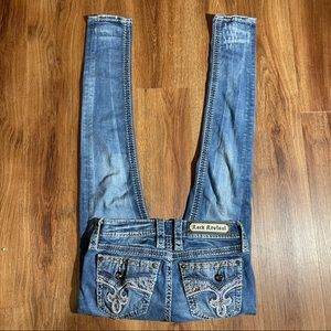 Women's Rock Revival Skinny Jeans